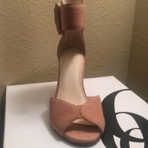 Nine West Shoes - Comfortable pink sandals